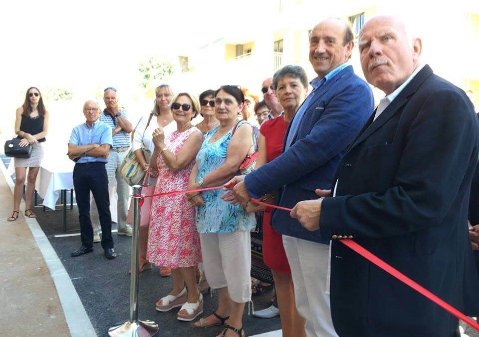 Inauguration des logements du Real Calamar