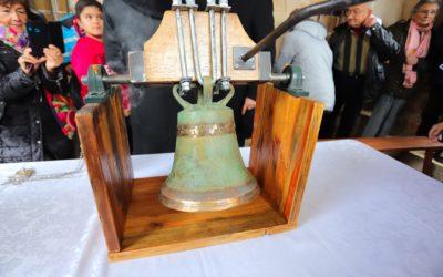 Baptême de la cloche Saint-Honorat