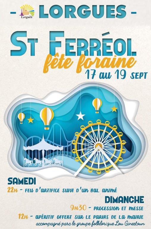 Saint-Ferréol Lorgues 2021